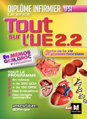 DEI - Cycle de la Vie - UE 2.2 - foucher - 9782216146697