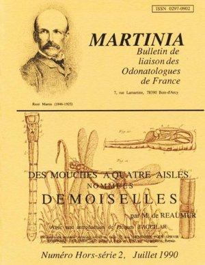 Des mouches à quatre aisles nommées Demoiselles Tome 6 - societe francaise d'odonatologie - 9782222222224 -