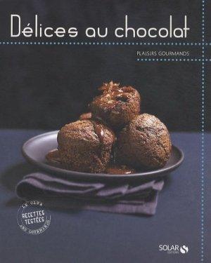 Délices au chocolat - solar - 9782263050688 -