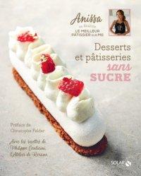 Desserts et pâtisseries sans sucre - solar  - 9782263157615 -