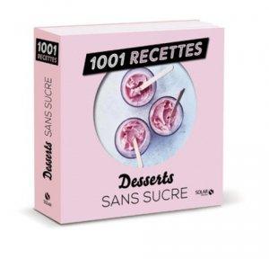 Desserts sans sucre - solar - 9782263158681 -