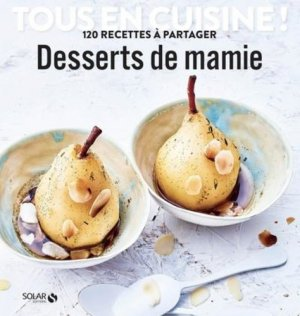 Desserts de mamie - Solar - 9782263169878 -
