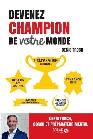 Devenez champion de votre monde - Solar - 9782263170157 -