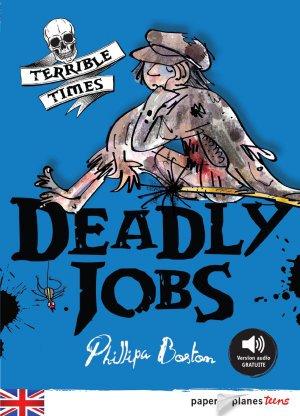 Deadly Jobs - Livre + mp3 - Didier - 9782278076239 -