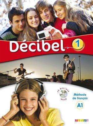 Décibel 1 : Livre , CD mp3 et DVD - didier - 9782278081073 -