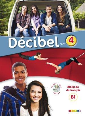 Decibel 4 - didier - 9782278087419 -