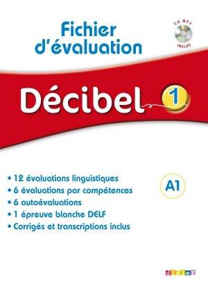Décibel 1 : Fichier d'Évaluation - didier - 9782278090839 -