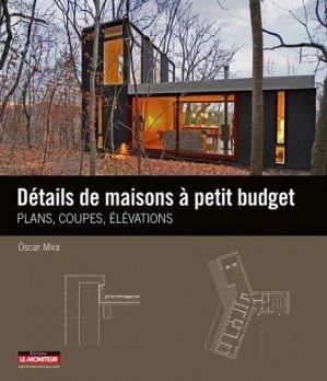 Détails de maisons à petit budget - le moniteur - 9782281118841 -