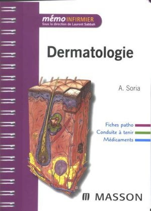Dermatologie - elsevier / masson - 9782294707049 -