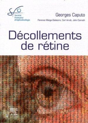 Décollements de rétine-elsevier / masson-9782294714719