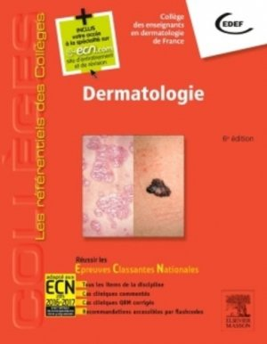 Dermatologie - elsevier / masson - 9782294737084 -