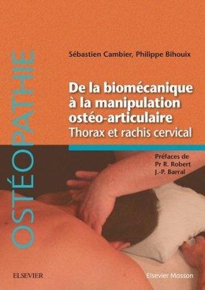 De la biomécanique à la manipulation ostéo-articulaire-elsevier / masson-9782294753107