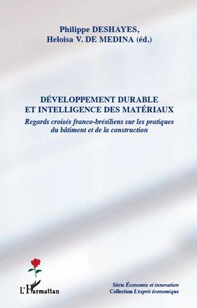 Développement durable et intelligence des matériaux - l'harmattan - 9782296566620 -