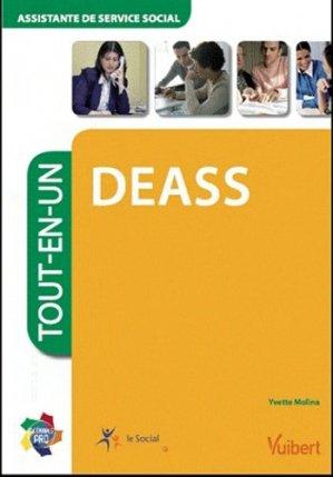 DEASS Tout-en-Un - vuibert - 9782311004724