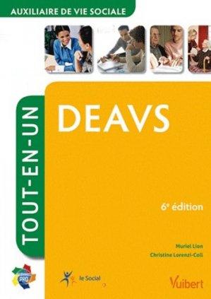 DEAVS - vuibert - 9782311007848 -