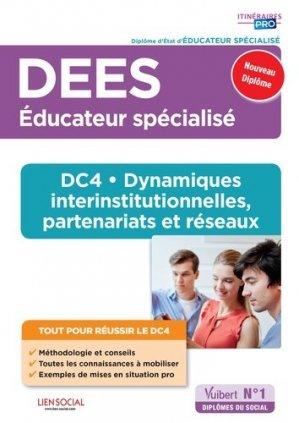 DEES - Éducateur spécialisé - vuibert - 9782311207095