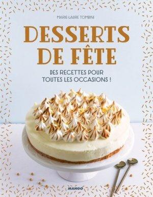 Desserts de fête - Mango - 9782317021060 -
