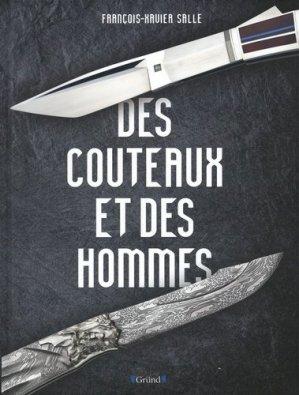 Des couteaux et des hommes - gründ - 9782324024498 -