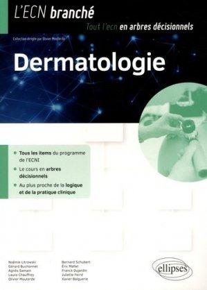 Dermatologie - ellipses - 9782340019423 -