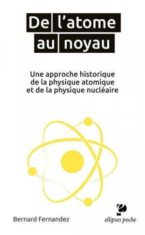 De l'atome au noyau - ellipses - 9782340025158 -