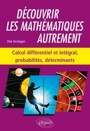 Découvrir les mathématiques autrement - ellipses - 9782340029590 -
