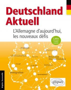 Deutschland Aktuell - ellipses - 9782340030718 -