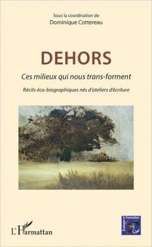 Dehors - l'harmattan - 9782343113609 -