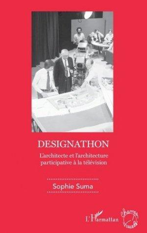 Designathon - l'harmattan - 9782343212692 -