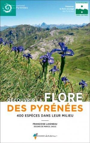 Découvrir la flore des Pyrénées - rando - 9782344027714 -