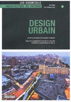 Design urbain - pyramyd - 9782350172491 -