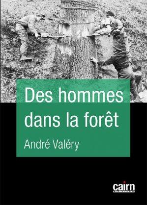 Des hommes dans la forêt - cairn - 9782350686851 -