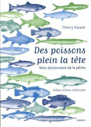 Des poissons plein la tête - gerfaut - 9782351912010 -