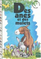 Des ânes et des mulets - gulf stream éditeur - 9782354880071 -