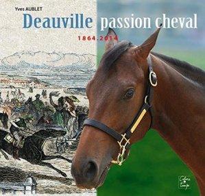 Deauville Passion cheval - cahiers du temps - 9782355070655 -