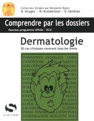 Dermatologie - s editions - 9782356401137 -