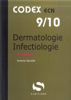Dermatologie infectiologie - s editions - 9782356402127 -