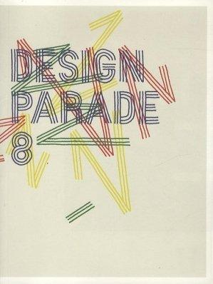 Design parade 8 - archibooks - 9782357332515 -