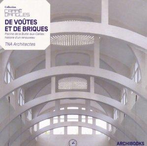De voûtes et de briques - archibooks - 9782357333413 -