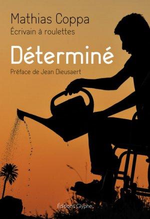 Déterminé - glyphe  - 9782358152112 -