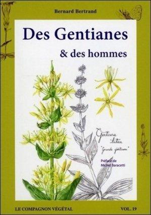 Des gentianes et des hommes - de terran - 9782359810035 -