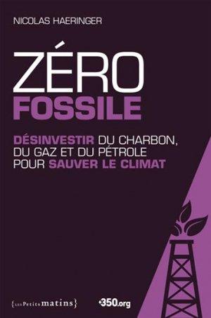 Désinvestir les énergies carbone - les petits matins - 9782363831903 -
