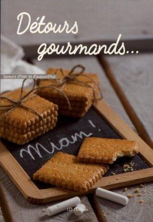 Détours gourmands - ID Edition - 9782367011462 -