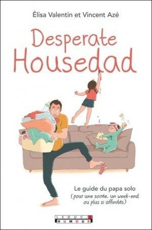 Desperate Housedad - tut tut - 9782367042633 -