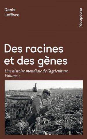 Des racines et des gènes - rue de l'échiquier - 9782374251066 -