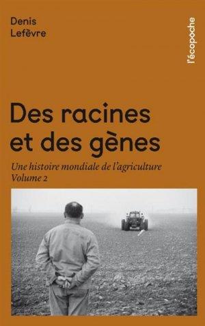 Des racines et des gènes - rue de l'échiquier - 9782374251073 -