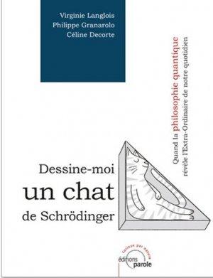 Dessine-moi un chat de Schrödinger - parole - 9782375860410 -