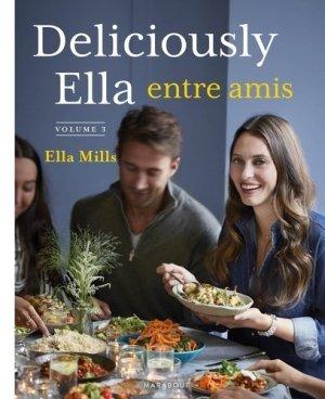 Deliciously Ella entre amis - marabout - 9782501124249 -