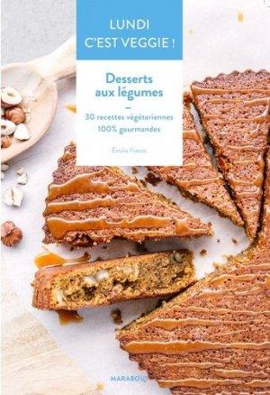 Desserts aux légumes - Marabout - 9782501125505 -
