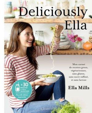 Deliciously Ella version augmentée - marabout - 9782501134019 -