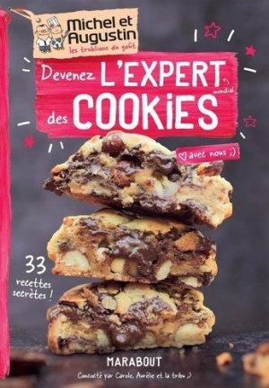 Devenez l'expert des cookies - Marabout - 9782501148993 -